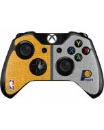 Indiana Pacers Canvas Xbox One Controller Skin