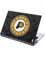 Indiana Pacers Dark Rust Yoga 910 2-in-1 14in Touch-Screen Skin