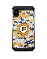 Indiana Pacers Digi Camo iPhone XS Max Cargo Case