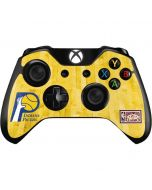 Indiana Pacers Hardwood Classics Xbox One Controller Skin