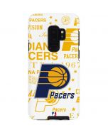 Indiana Pacers Historic Blast Galaxy S9 Plus Pro Case