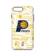 Indiana Pacers Historic Blast iPhone 7 Plus Pro Case
