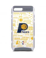 Indiana Pacers Historic Blast iPhone 8 Plus Cargo Case