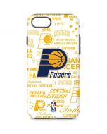 Indiana Pacers Historic Blast iPhone 8 Pro Case