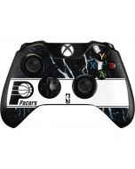 Indiana Pacers Marble Xbox One Controller Skin