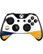 Indiana Pacers Split Xbox One Controller Skin