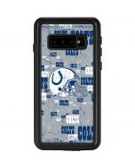 Indianapolis Colts - Blast Galaxy S10 Waterproof Case