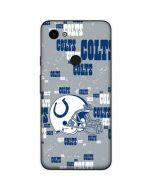 Indianapolis Colts - Blast Google Pixel 3a Skin