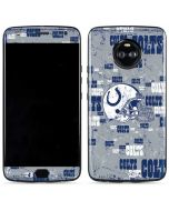 Indianapolis Colts - Blast Moto X4 Skin