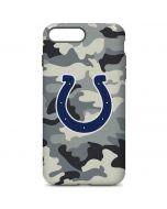Indianapolis Colts Camo iPhone 7 Plus Pro Case
