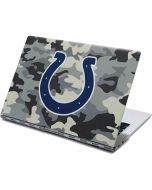 Indianapolis Colts Camo Yoga 910 2-in-1 14in Touch-Screen Skin