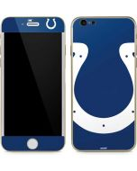 Indianapolis Colts Large Logo iPhone 6/6s Skin