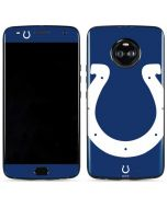 Indianapolis Colts Large Logo Moto X4 Skin