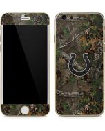 Indianapolis Colts Realtree Xtra Green Camo iPhone 6/6s Skin
