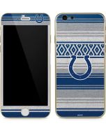 Indianapolis Colts Trailblazer iPhone 6/6s Skin