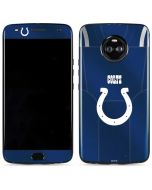 Indianapolis Colts Team Jersey Moto X4 Skin