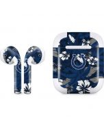 Indianapolis Colts Tropical Print Apple AirPods 2 Skin