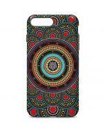 Infinite Circle Colored iPhone 7 Plus Pro Case