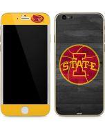 Iowa State Basketball iPhone 6/6s Skin