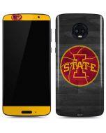 Iowa State Basketball Moto G6 Skin