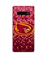 Iowa State Checkered Galaxy S10 Plus Skin