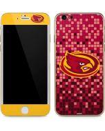 Iowa State Checkered iPhone 6/6s Skin