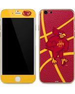 Iowa State Cyclones Mascot iPhone 6/6s Skin