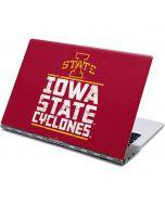 Iowa State Cyclones Yoga 910 2-in-1 14in Touch-Screen Skin