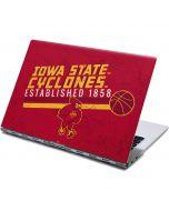 Iowa State Est 1858 Yoga 910 2-in-1 14in Touch-Screen Skin