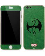 Iron Fist Dragon Symbol iPhone 6/6s Skin