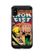 Iron Fist Hero For Hire iPhone XS Max Cargo Case
