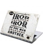 Iron Sharpens Iron Yoga 910 2-in-1 14in Touch-Screen Skin