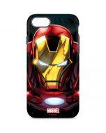 Ironman Close up iPhone 8 Pro Case