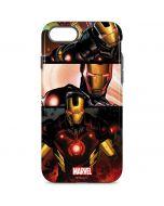 Ironman in Battle iPhone 8 Pro Case