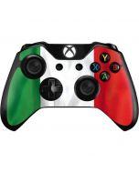Italy Flag Xbox One Controller Skin