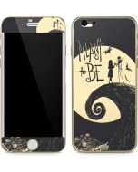 Jack and Sally Meant to Be iPhone 6/6s Skin