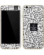 Jack Skellington Pattern iPhone 6/6s Skin