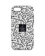 Jack Skellington Pattern iPhone 8 Pro Case