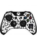 Jack Skellington Pattern Xbox One Controller Skin