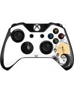 Jack Skellington Pumpkin King Xbox One Controller Skin