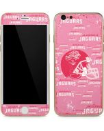 Jacksonville Jaguars - Blast Pink iPhone 6/6s Skin