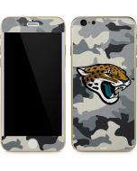 Jacksonville Jaguars Camo iPhone 6/6s Skin