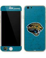 Jacksonville Jaguars Distressed iPhone 6/6s Skin
