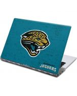 Jacksonville Jaguars Distressed Yoga 910 2-in-1 14in Touch-Screen Skin