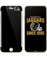 Jacksonville Jaguars Helmet iPhone 6/6s Skin