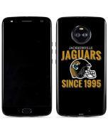 Jacksonville Jaguars Helmet Moto X4 Skin