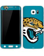 Jacksonville Jaguars Large Logo Galaxy S6 Edge Skin