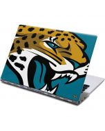 Jacksonville Jaguars Large Logo Yoga 910 2-in-1 14in Touch-Screen Skin