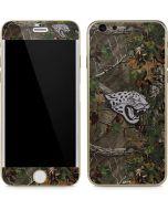 Jacksonville Jaguars Realtree Xtra Green Camo iPhone 6/6s Skin