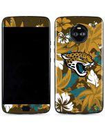 Jacksonville Jaguars Tropical Print Moto X4 Skin